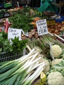 London Farmer's Market, 2005