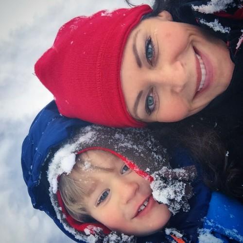 snowparenting